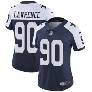 Women Cowboys Demarcus Lawrence Jersey 2